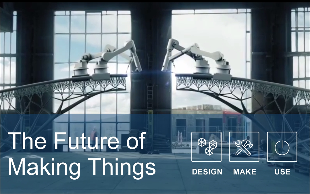 Future of Making Things