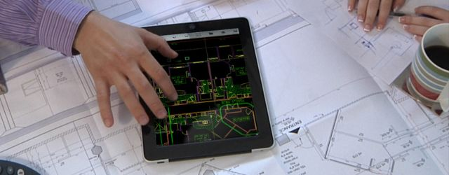 AutoCAD WS mobile