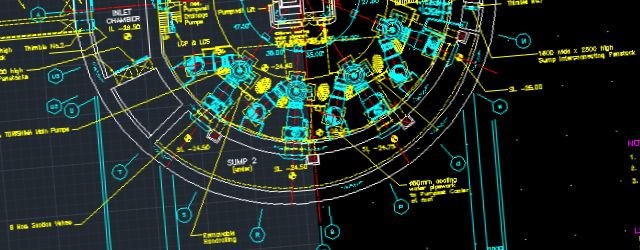 Kakve su to crte u AutoCAD-ovoj podlozi?