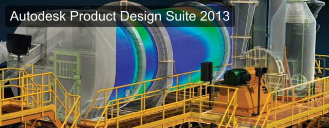 Autodesk Product Design Suite 2013