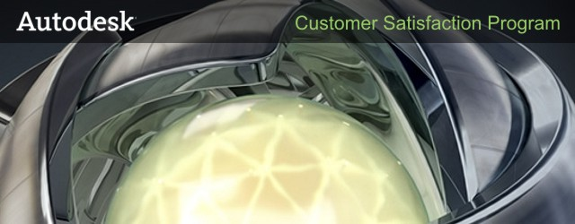 Autodesk Customer Satisfaction Program