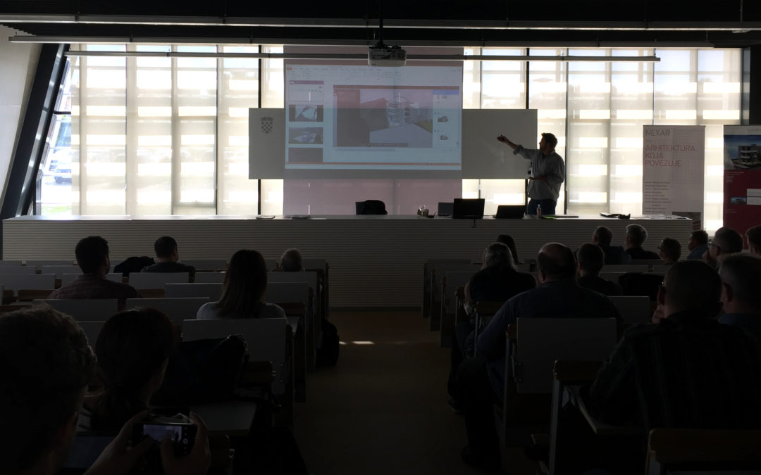 Prior na BIM mini konferenciji