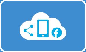 Cloud i mobilne tehnologije, socijalne mreže