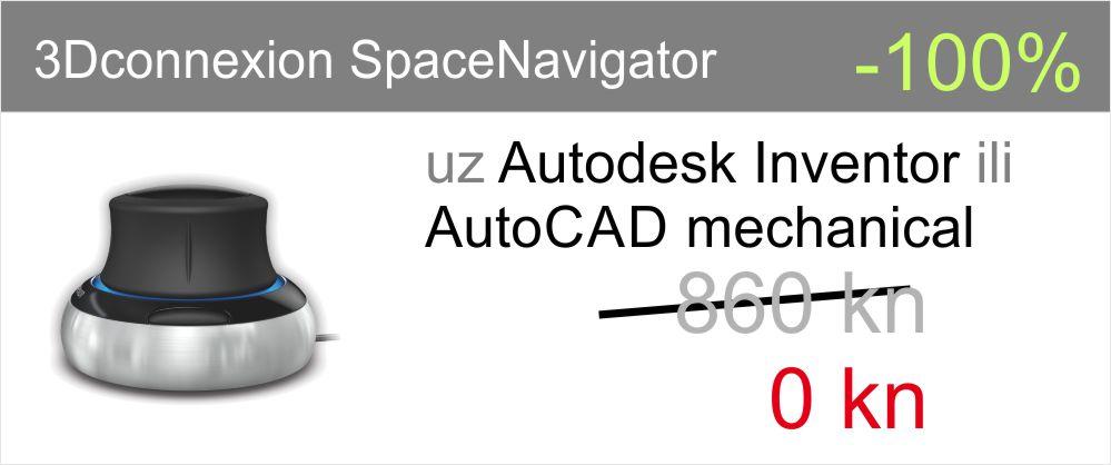 Besplatni SpaceNavigator