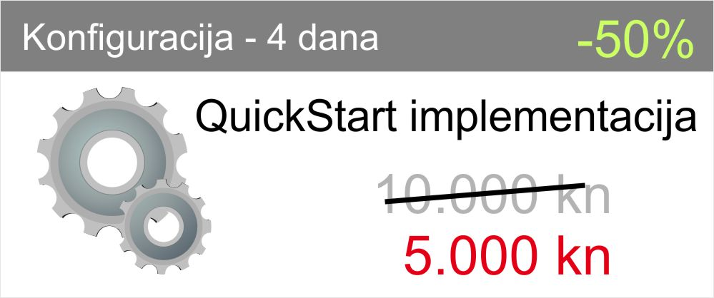 PRIOR Vault QuickStart implementacija