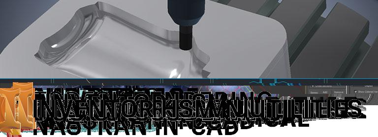 Inventor HSM