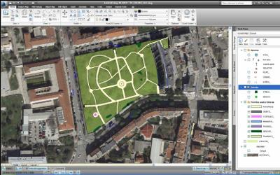 AutoCAD Map 3D, inženjerski GIS u AutoCAD-u