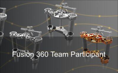 Mogućnosti Fusion 360 Team Participant licence